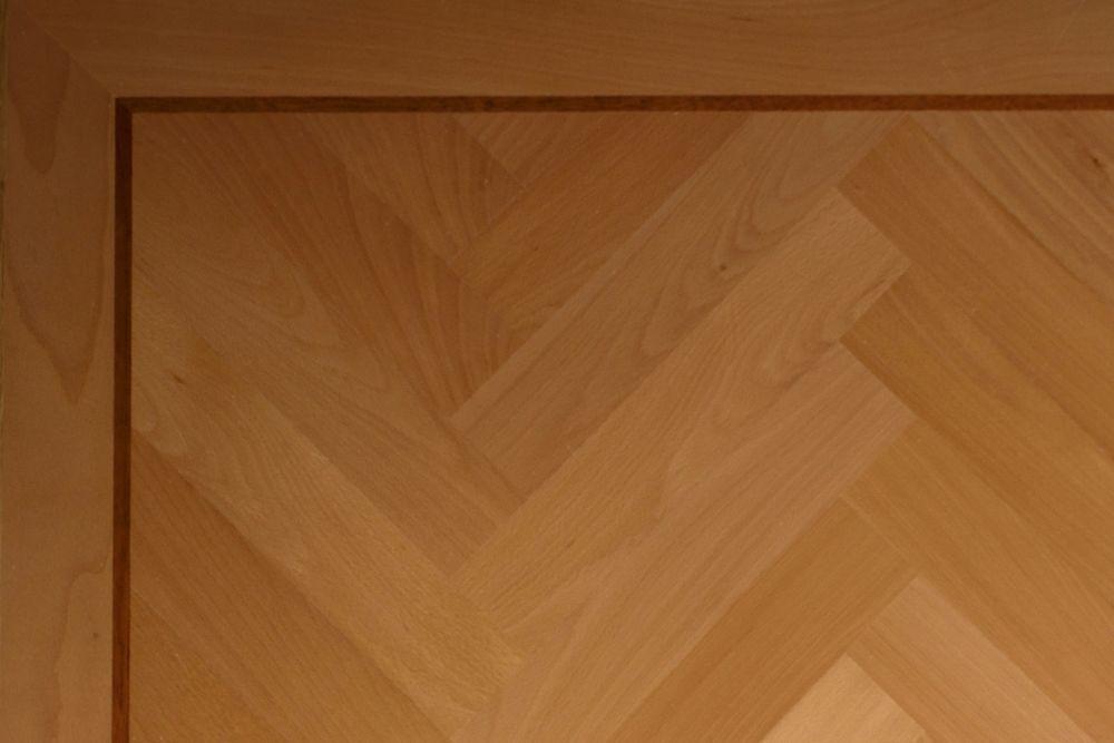 Beuken gestoomd visgraat parket bekijken knulst houten vloeren